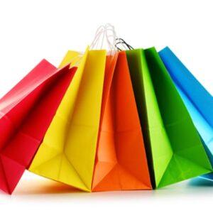 Adezivi pentru productia sacoselor de cumparaturi si cadouri