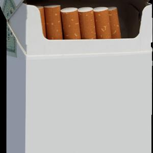 Productia pachetlului de tigarete